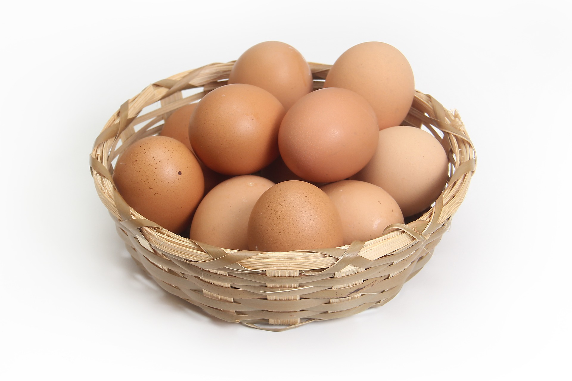 putting eggs in one basket is a mistake when answering behavioural interview questions